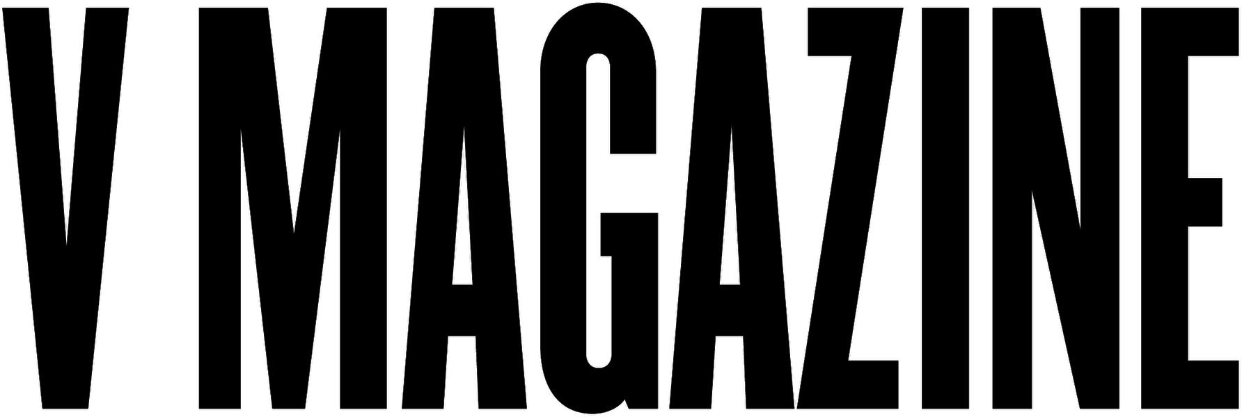 V Magazine Logo
